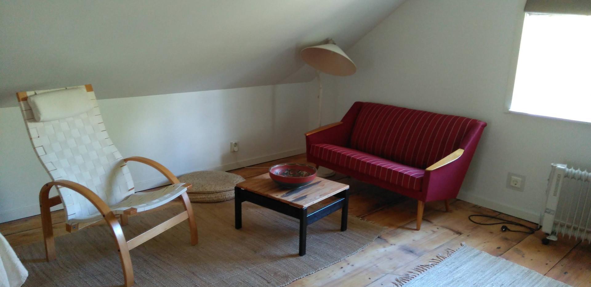 La chambre grenier