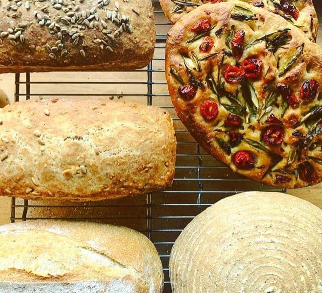 Cours de pain au levain