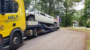 Transport de limousine !