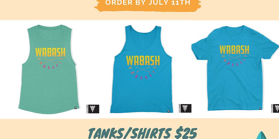 Summer Shirt Order