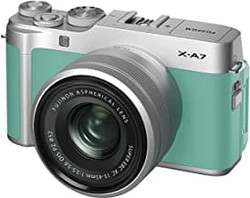 This is the image of Fujifilm X-47 camera