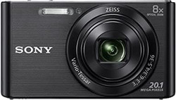This is the image of Sony DSC 830 camera