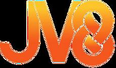 JV8 Logo Orange (Transparent).png