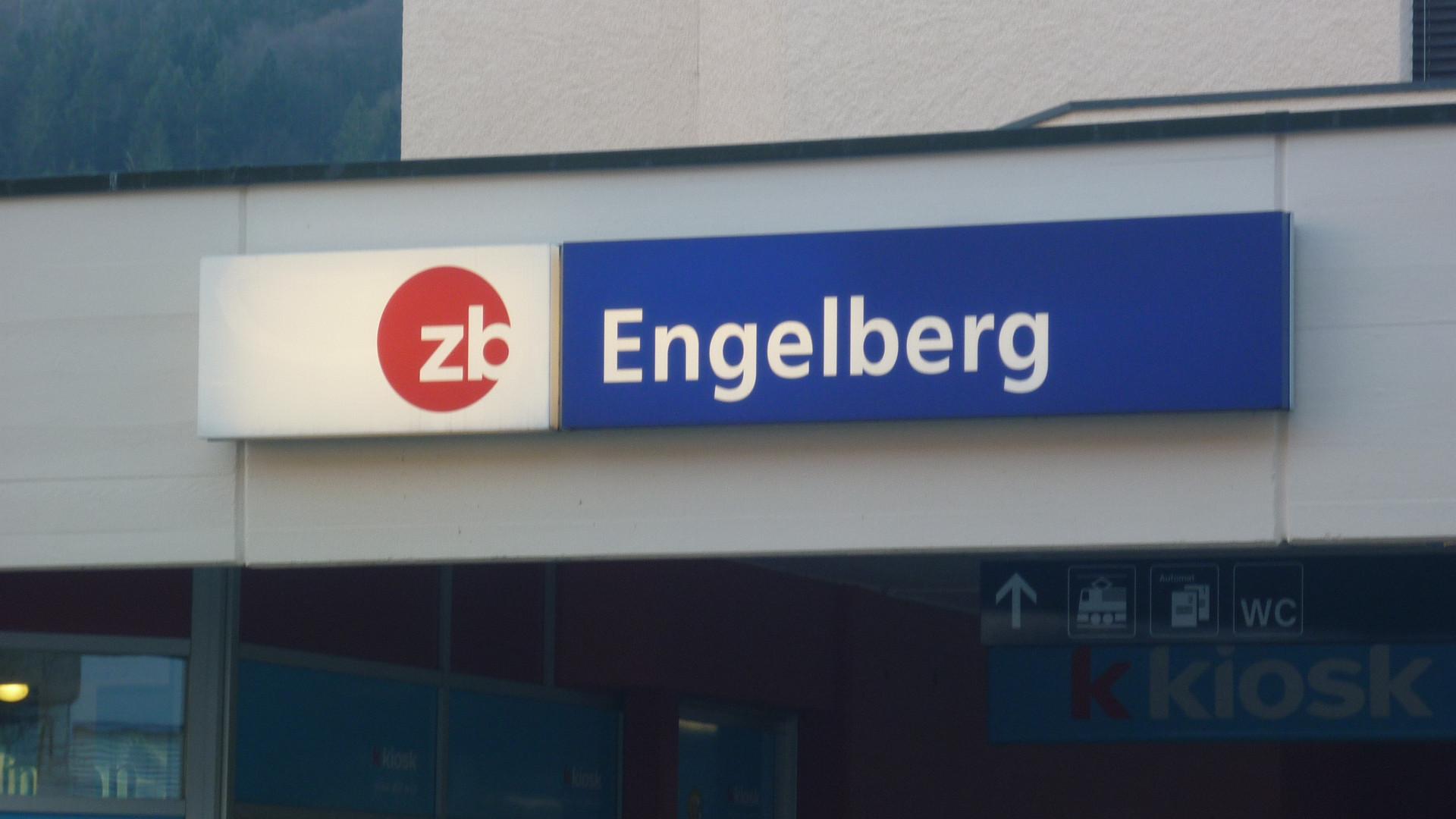 Bahnhof Engelberg