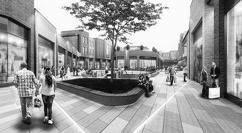 Shopping Centre, Mall