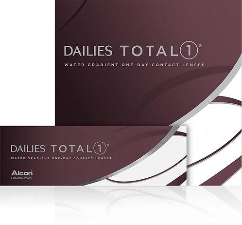 DAILIES TOTAL1 - Diottrie negative da - 6.50 a - 12.00