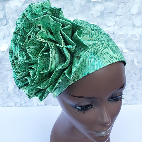 Green Sego Hat