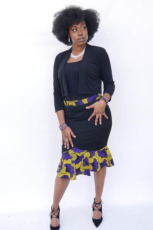 Mintell Skirt in Black