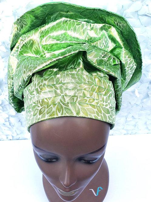 Mint Gele Hat