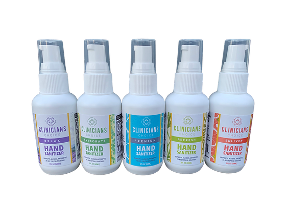 Scented Hand Sanitizer 5-Pack