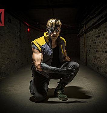 Street FighterResurrection -WorldWarrior- Joey Ansah