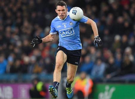 Darren Daly (Butsy) announces retirement from Dublin Senior Football