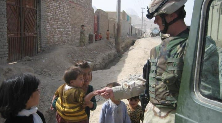 Afghanistan's most vulnerable