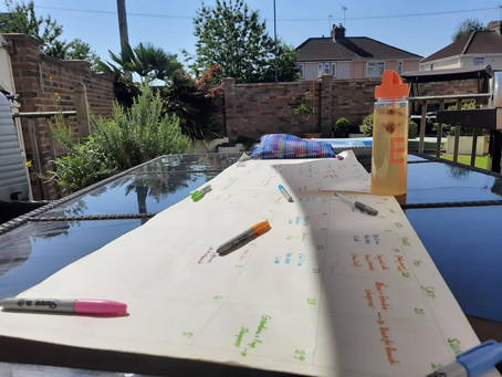 Making the summer work for everyone as a working mum to children who have a high need for structure