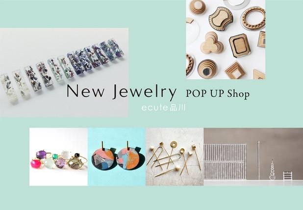 New Jewelry POP UP Shop