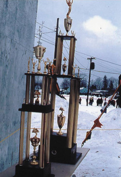Early Adirondack Cup Trophies