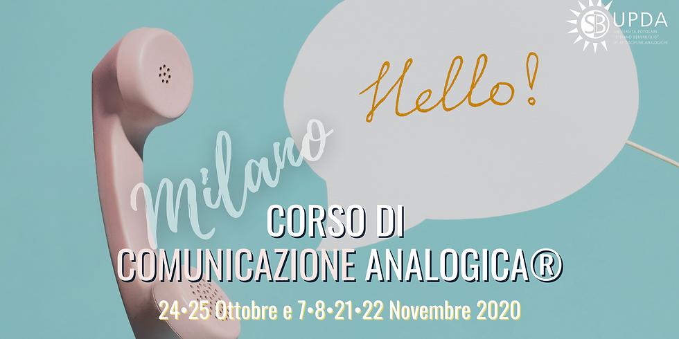 Corso di Comunicazione Analogica® | Lezione 4 di 6