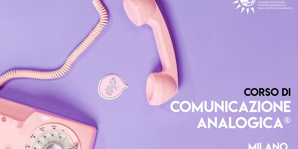 Corso di Comunicazione Analogica® • Lezione n°2 di 6