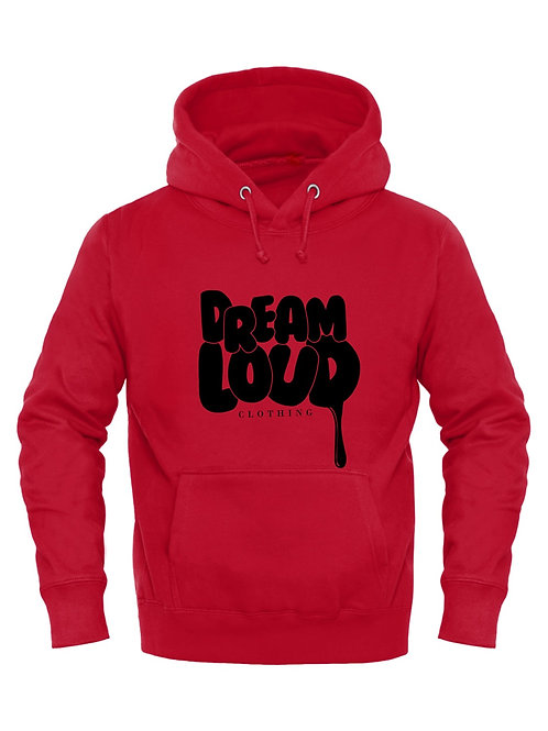 Dreamloud Clothing Hoodie (Red)