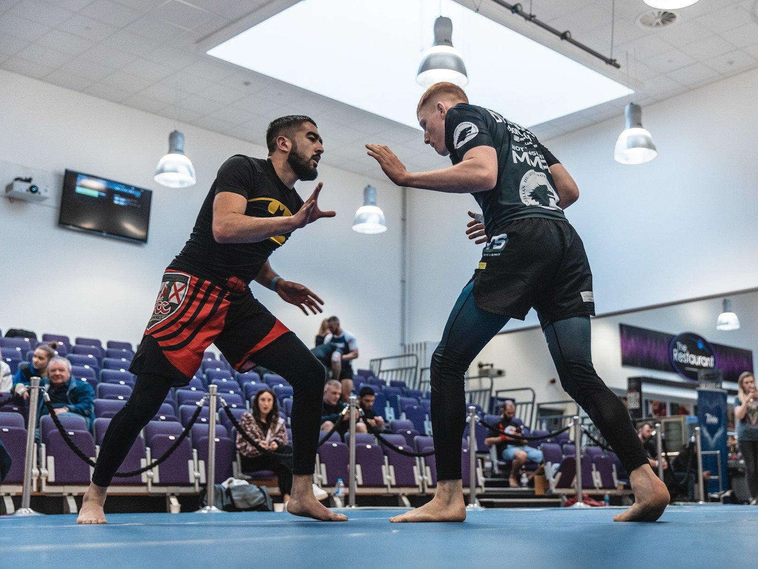 MMA Wrestling