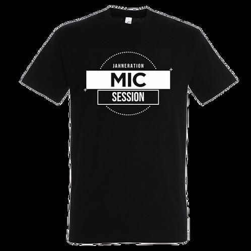 T-shirt   Mic Session