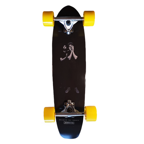 Skateboard | JAHNERATION