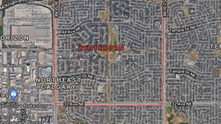 Units available for sale in Whitehorn community