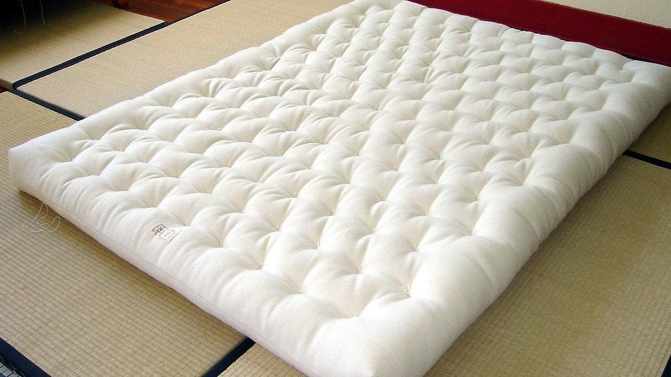 All Wool Mattress