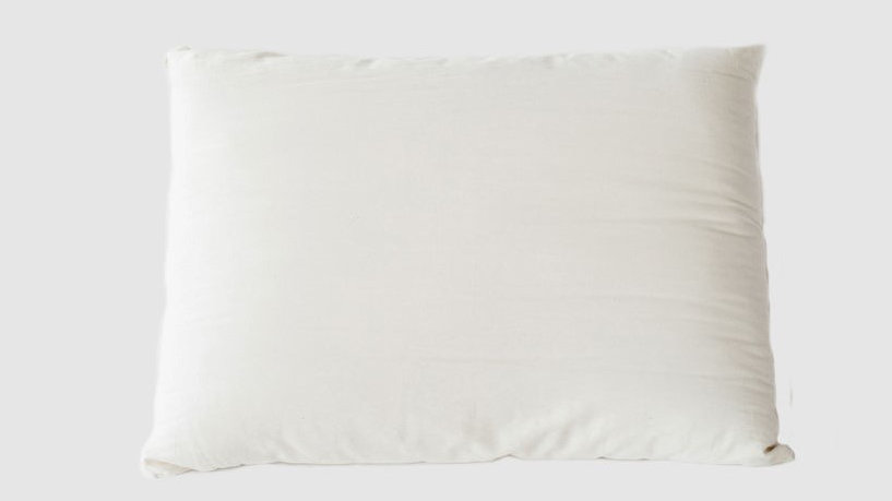 Wool-wrapped Latex Pillow