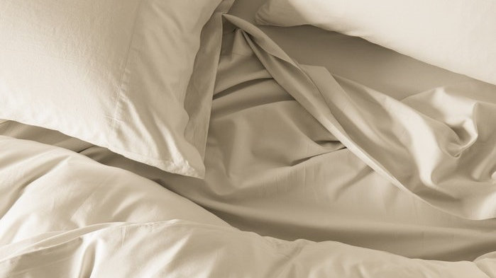 Organic Sateen Fitted Sheets