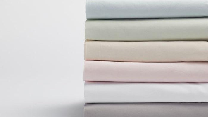 300 Thread Count Organic Sateen Crib Sheet