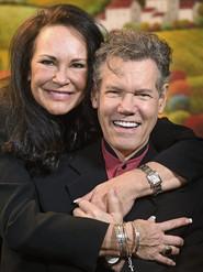 Mary & Randy Travis