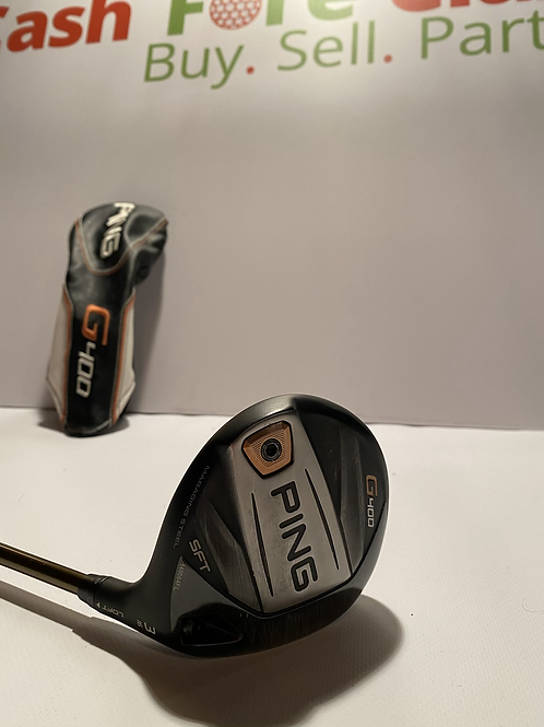 Ping G400 3 wood SFT