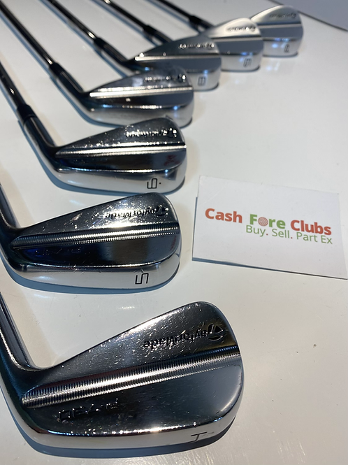 Taylormade P730 irons 4-Pw