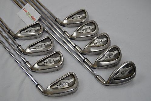 Callaway Steelhead X14 Irons