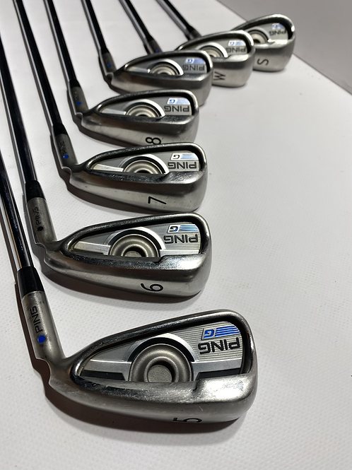 Ping G seres irons 5-Sw