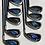 Thumbnail: Callaway steelhead X16 irons 3-Sw
