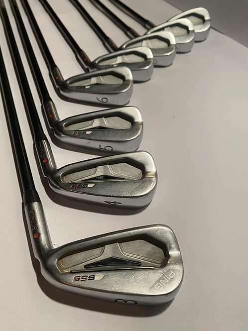 Ping S55 irons 3-Pw