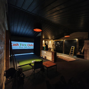 A new golf shop in Chippenham, Wiltshire