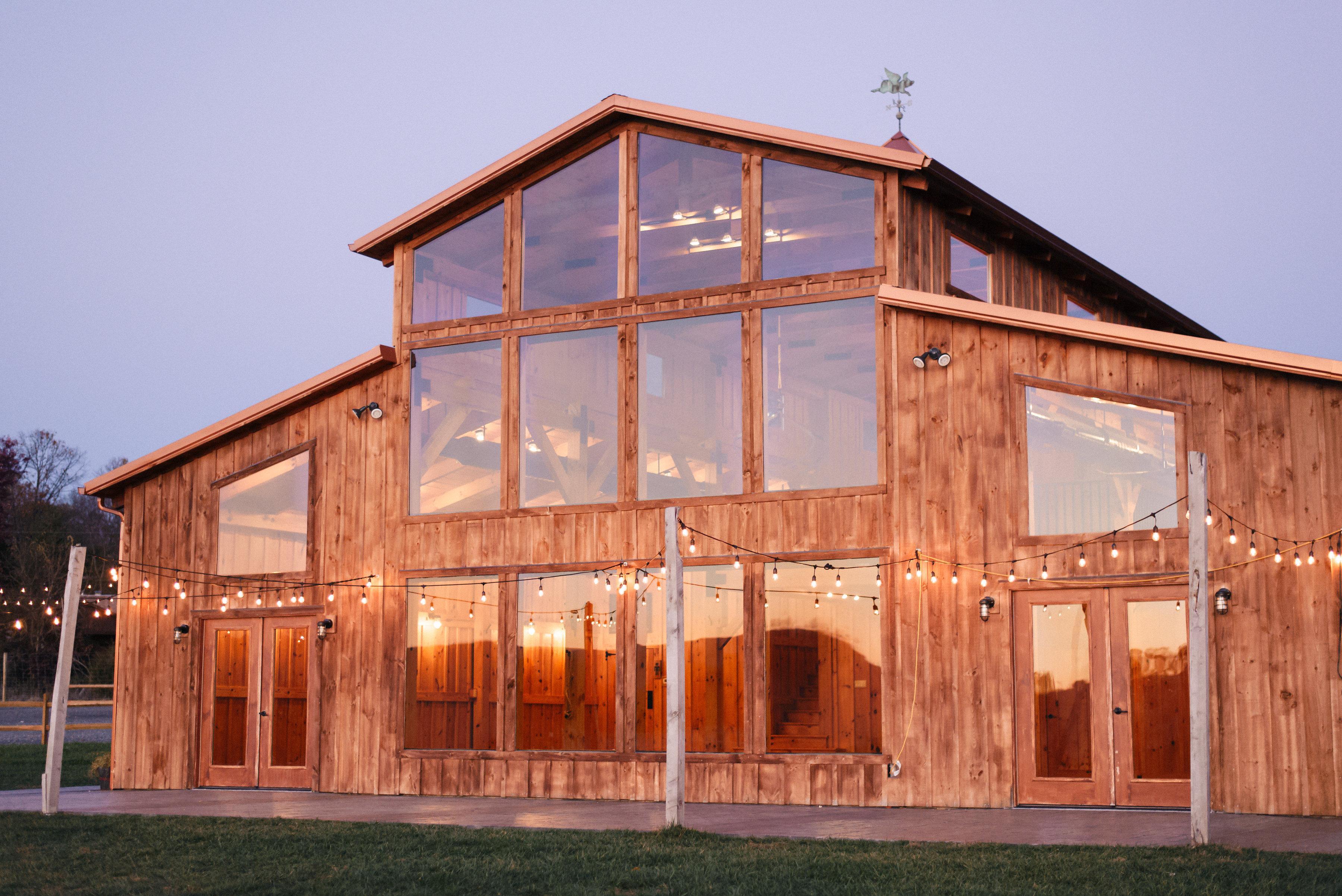 Faithbrooke Vineyards Venue face