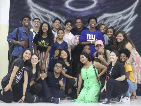 """Congresso """"Escolhas da rede #tamojuntos de jovens e adolescentes"""""""