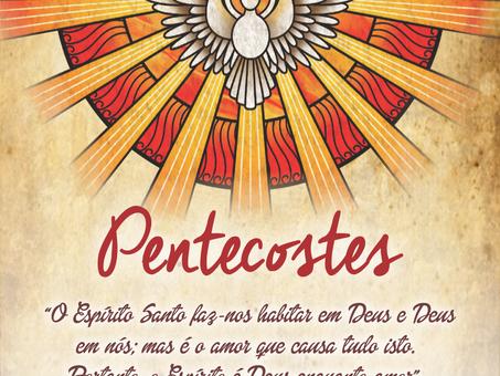 Festa de Pentecostes 2019