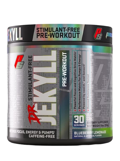Dr. Jekyll - No Stimulant Pre-workout