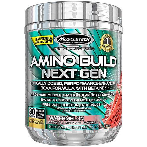 Amino Build Next Gen BCAA's