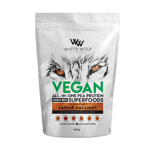 Vegan Pea Protein with Superfoods