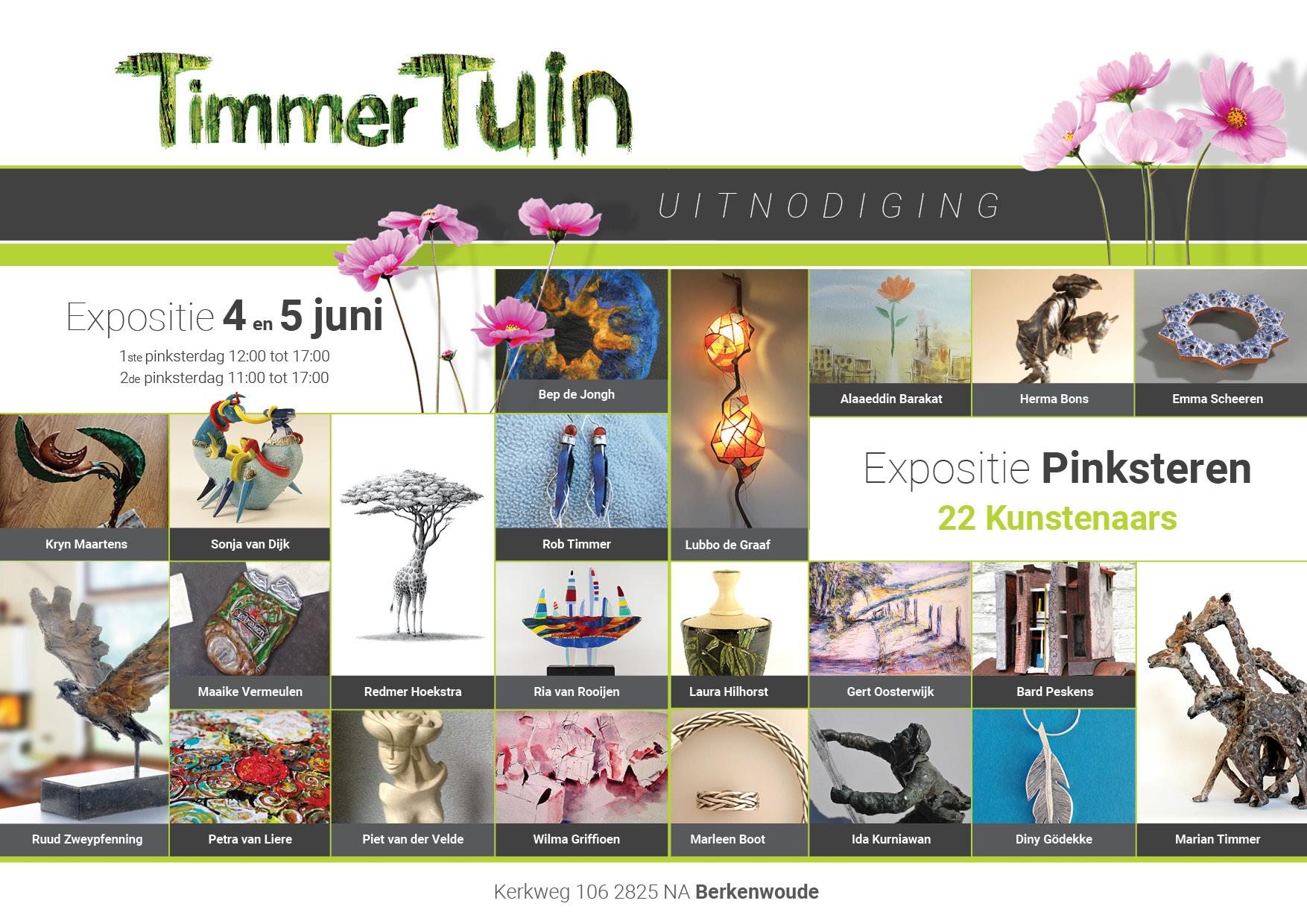 TimmerTuin 2017