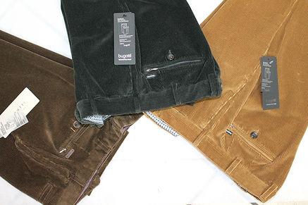 pantalone bugatti