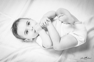 Baby - fingers & toes, b/w