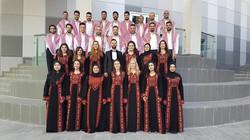 Rebal in Dubai Opera house