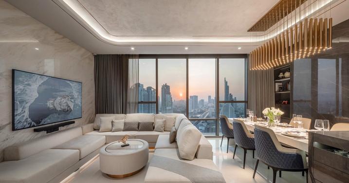 TheBangkok | Living Room